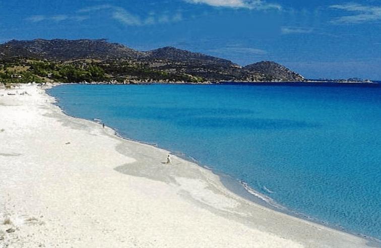 Beaches at Villasimius