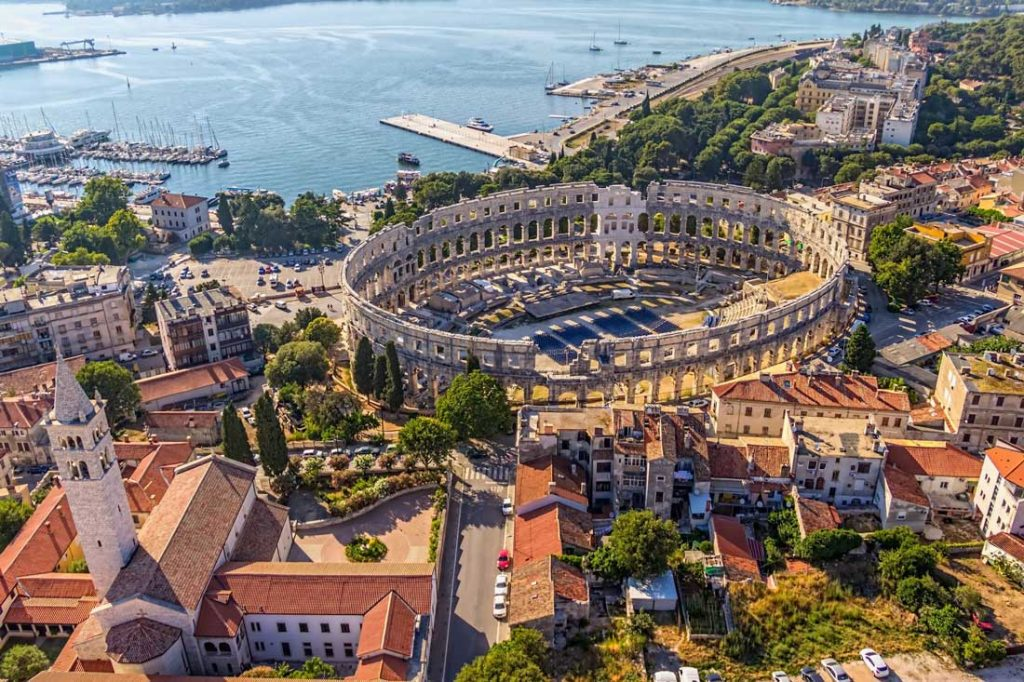 The City of Pula