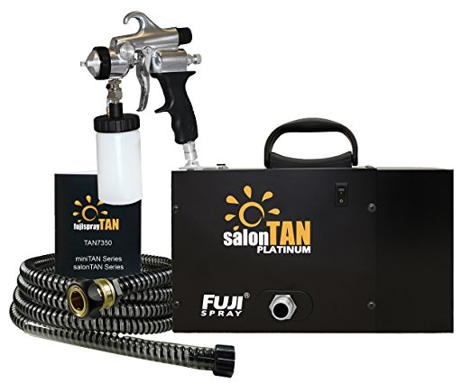 The 8 Best Spray Tan Machines of 2018 (Reviews & Buyer Guide)