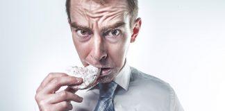 Bad eating habits